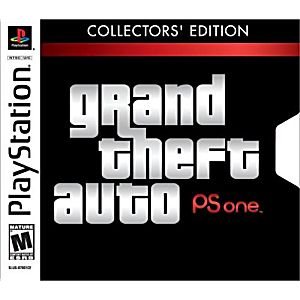 Grand Theft Auto Collectors Edition