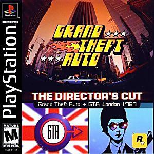 Grand Theft Auto Directors Cut