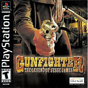 Gunfighter The Legend of Jesse James