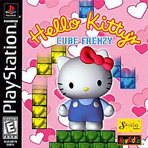 Hello Kitty Cube Frenzy