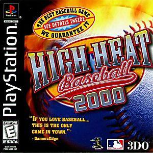 High Heat Baseball 2000