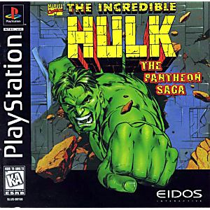 Incredible Hulk The Pantheon Saga