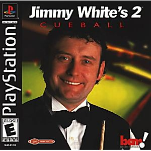 Jimmy Whites 2 Cueball