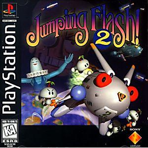 Jumping Flash 2