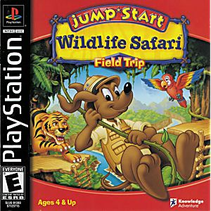 JumpStart Wildlife Safari