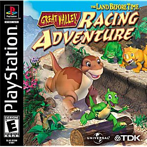 Land Before Time Great Valley Racing Adventure
