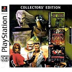 Legacy of Kain Collectors Edition