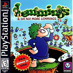 Lemmings and Oh No More Lemmings