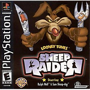 Looney Toons Sheep Raider