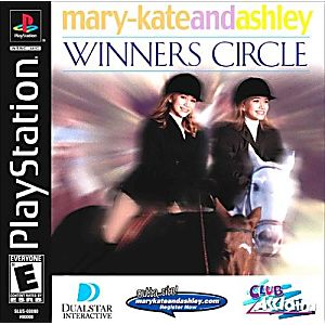 Mary-Kate and Ashley Winners Circle