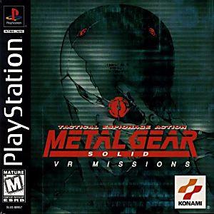 Metal Gear VR Missions