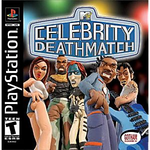 Amazon.com: MTV's Celebrity Deathmatch - PC: Video Games