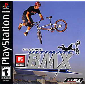 MTV Sports TJ Lavins Ultimate BMX