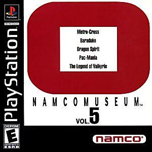 Namco Museum Volume 5