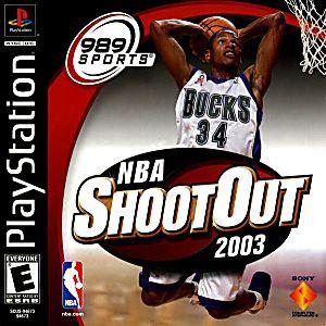 NBA ShootOut 2003