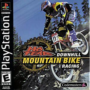 No Fear Downhill Mountain Bike Racing