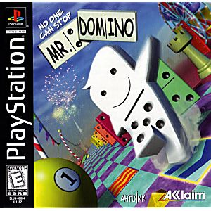 No One Can Stop Mr Domino