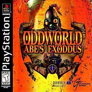 Oddworld Abes Exoddus