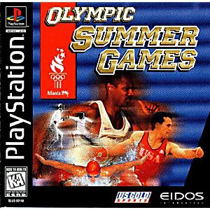 PS1 Olympic Summer Games Atlanta 96