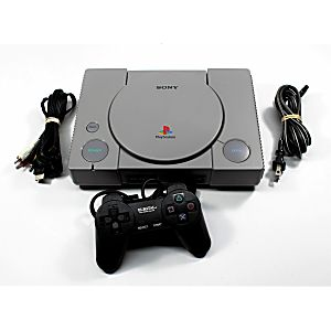 PS1 Original Playstation System- Discounted