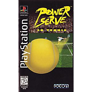 Power Serve Tennis