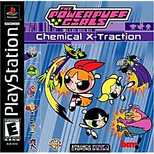 Powerpuff Girls Chemical X-Traction