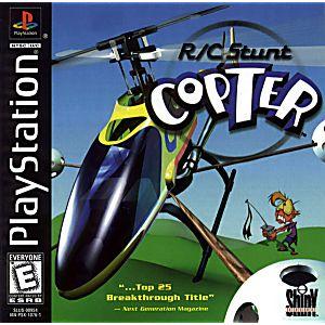 R C Stunt Copter