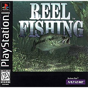 Reel Fishing Sony Playstation