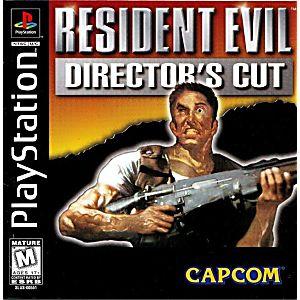 Resident Evil Directors Cut Black Label