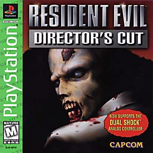 Resident Evil Directors Cut (Greatest Hits)