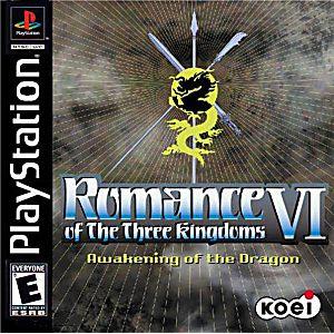 Romance of the Three Kingdoms VI