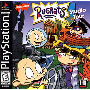 Rugrats The Studio Tour