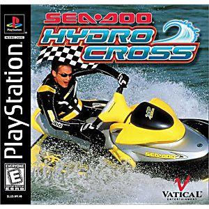 Sea-Doo Hydrocross