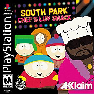South Park Chefs Luv Shack