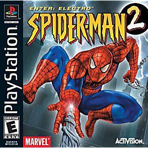 Spiderman 2 Enter Electro