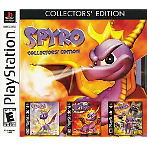 Spyro Collectors Edition