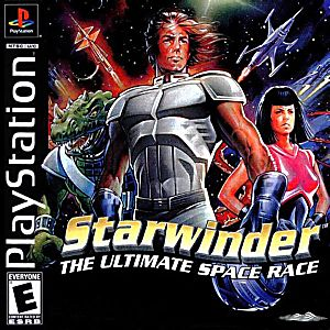 Starwinder the Ultimate Space Race