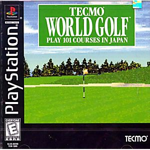 Tecmo World Golf
