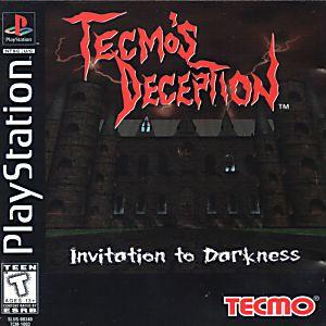 Tecmos Deception Invitation to Darkness