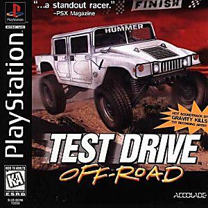 Test Drive Off Road