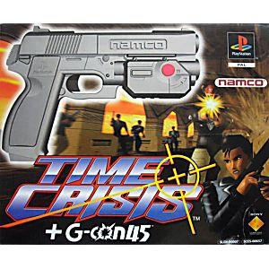 Time Crisis with Gun
