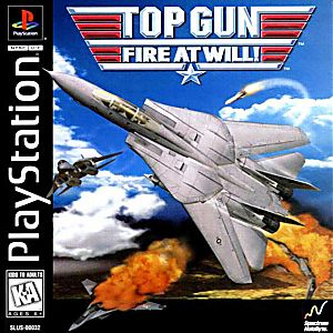 Top Gun Fire at Will