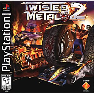 Image result for twisted metal 2