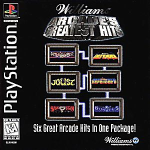 Williams Arcades Greatest Hits