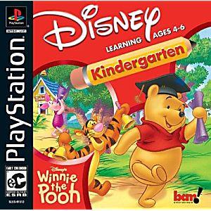 Winnie The Pooh Kindergarden
