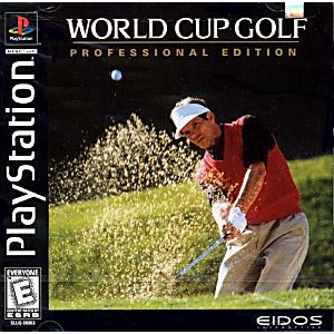 World Cup Golf Professional Edition