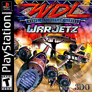 World Destruction League War Jetz