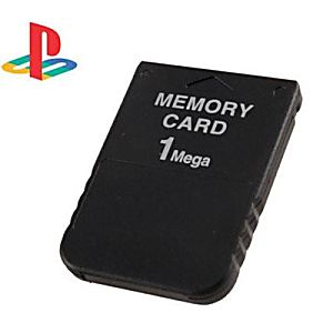 1MB Playstation 1 Memory Card