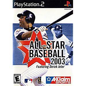Allstar Baseball 2003