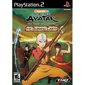 Avatar The Burning Earth